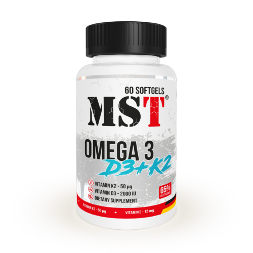 mst omega 3 - d3 -k2